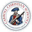 Carroll Christian Patriots Mobile Retina Logo