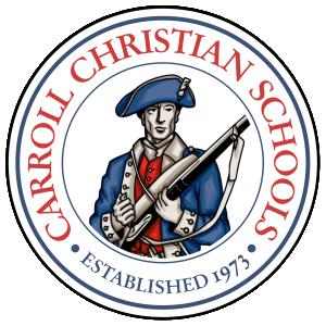 Carroll Christian Patriots Logo